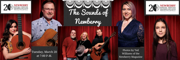 The Sounds of Newberry facebook size image