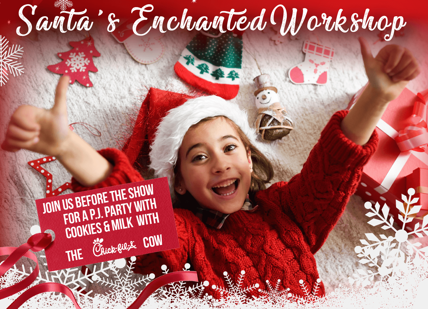 Santas Enchanted Workshop360
