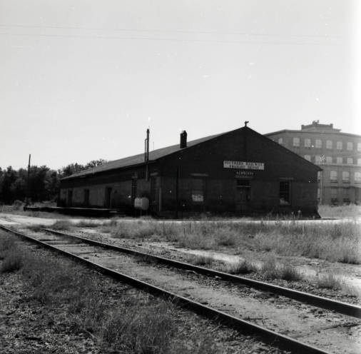 Southern Station Train station in Newberry County
