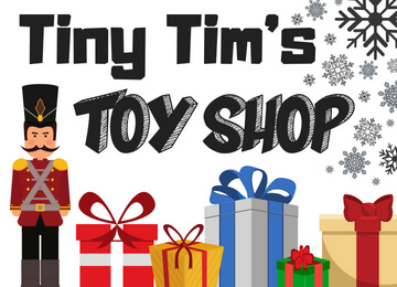 Tiny Tims Toy Shop